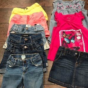 9pc Bundle size 4T